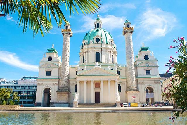 کلیسای سنت چارلز | سبک معماری باروک | تهران دیزاین سنتر